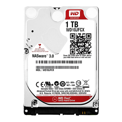 HDD Laptop WD Red 1TB 2.5
