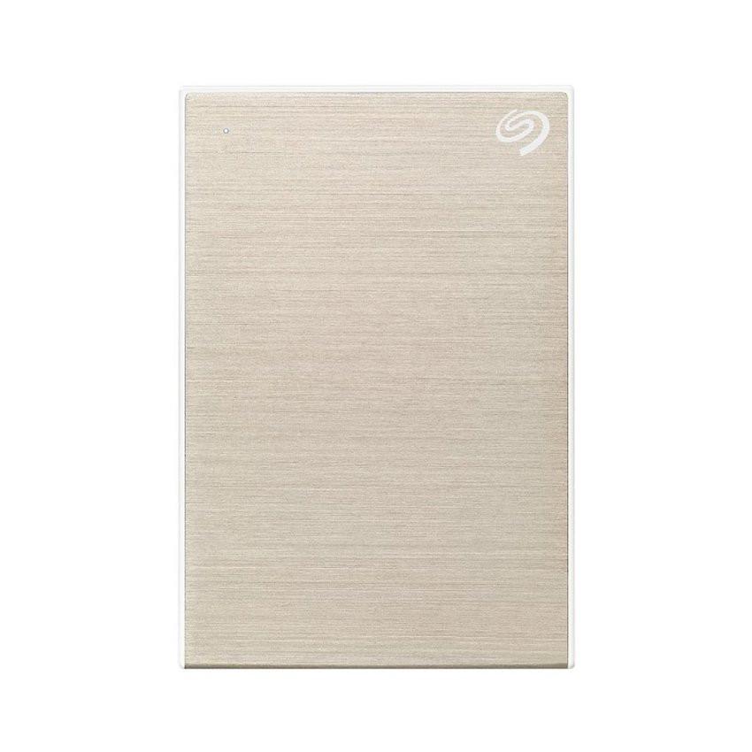Ổ Cứng Di Động 2.5 inch Seagate Backup Plus Slim Portable Drive 1TB Vàng - STHN1000404