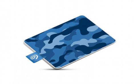 Ổ cứng di động Seagate One Touch Camo SSD 500 GB STJE500406