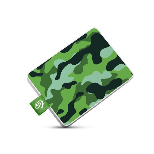 Ổ cứng di động Seagate One Touch Camo SSD 500GB - STJE500407