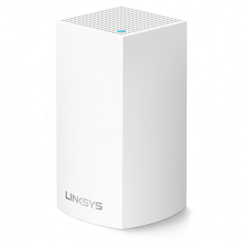 Router Wifi LINKSYS VELOP WHW0101-AH DUAL-BAND AC1300 INTELLIGENT MESH WIFI SYSTEM WIFI 5 MU-MIMO SYSTEM 1-PK