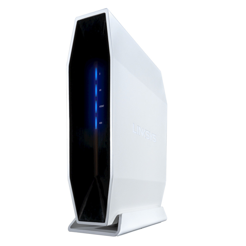 ROUTER WIFI LINKSYS E9450-AH MAX-STREAM AX5400 DUAL-BAND EASY MESH WIFI 6 MU-MIMO GIGABIT ROUTER