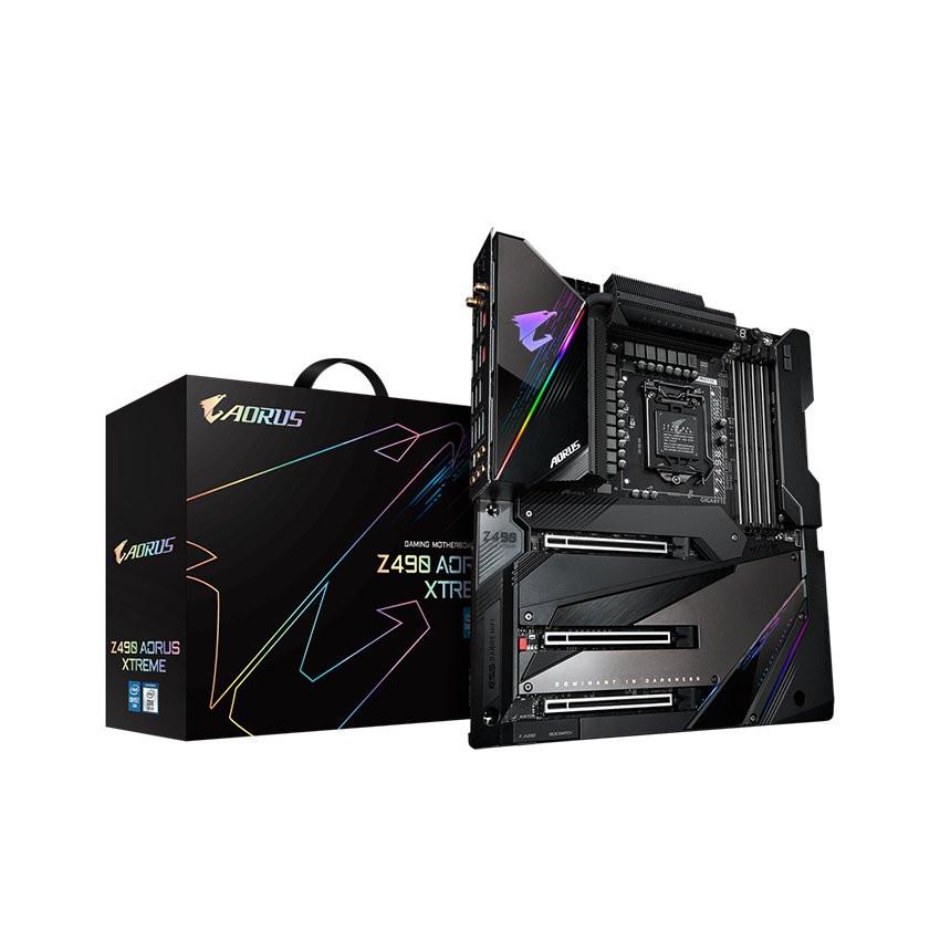 Mainboard Gigabyte Z490 AORUS XTREME (Intel Z490, Socket 1200, E-ATX, 4 khe RAM DDR4)