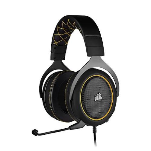 Tai nghe Corsair HS60 PRO Surround 7.1 Yellow (CA-9011214-AP)