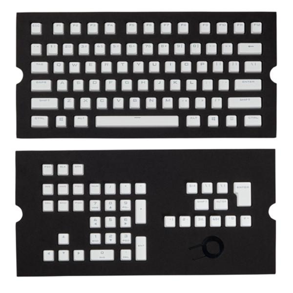 Bộ nút thay thế Corsair Keycap PBT Black (CH-9000234-WW)