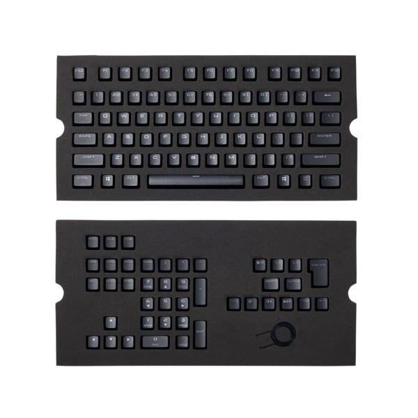 Bộ nút thay thế Corsair Keycap PBT Black CH-9000235-WW
