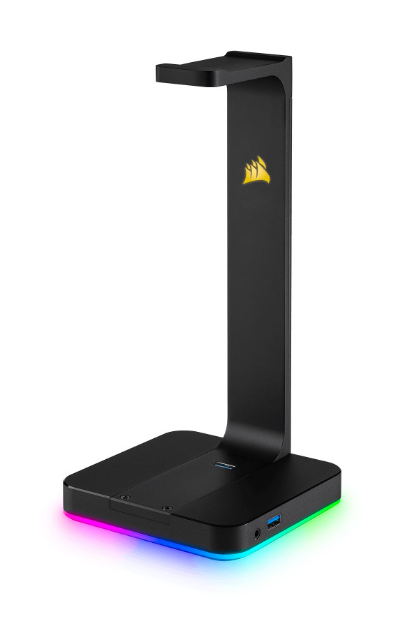 Giá treo tai nghe Corsair ST100 RGB - CA-9011167-AP