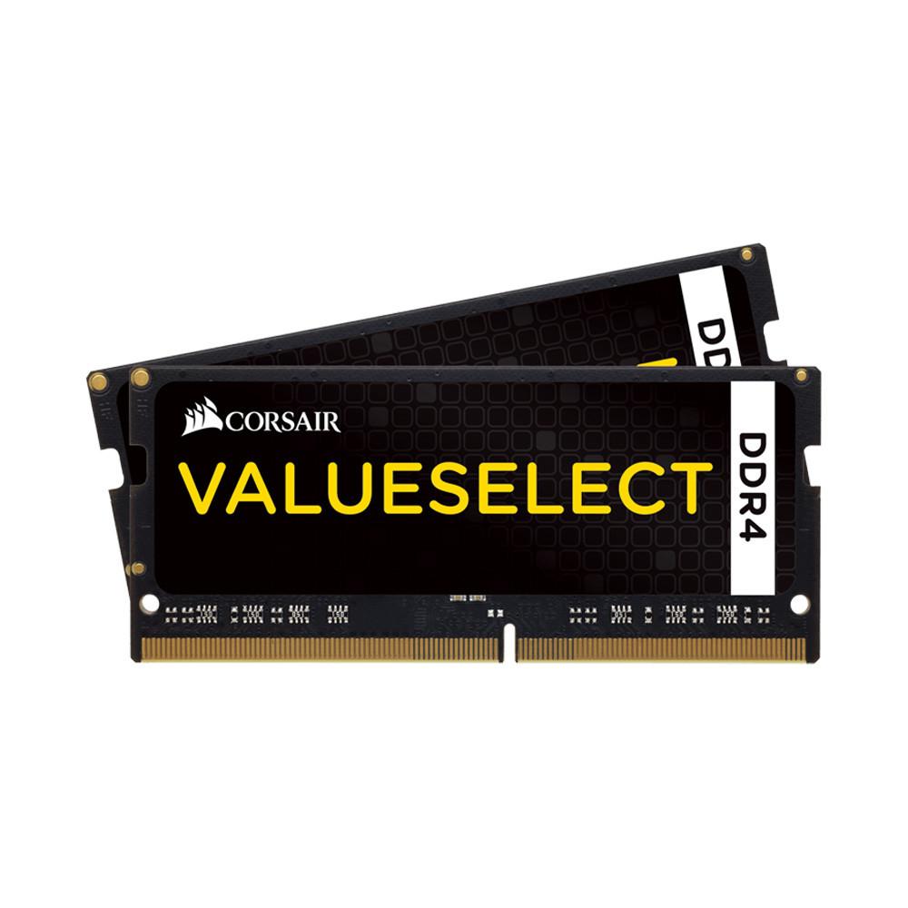 Bộ nhớ ram Laptop gắn trong Corsair DDR4, 2400MHz 4GB SODIMM, CL16
