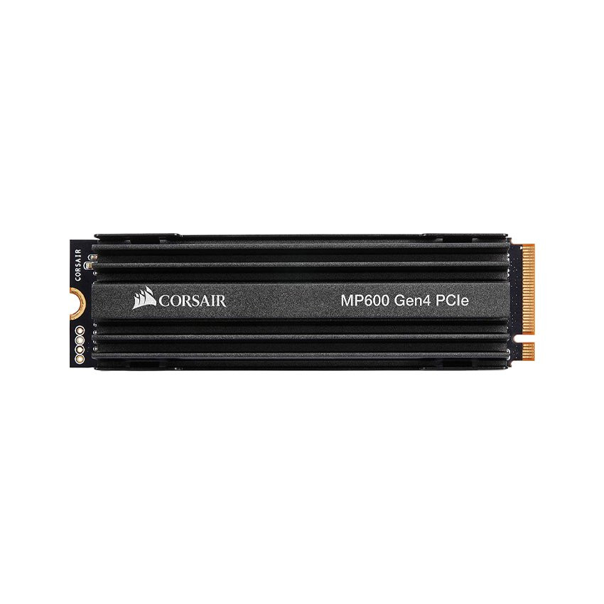 Ổ cứng vi tính gắn trong Corsair SSD 500GB MP600 Gen 4 PCIe x4 - NEW - Up to 4,950MB/s Sequential Read, Up to 4,250MB/s Sequential Write