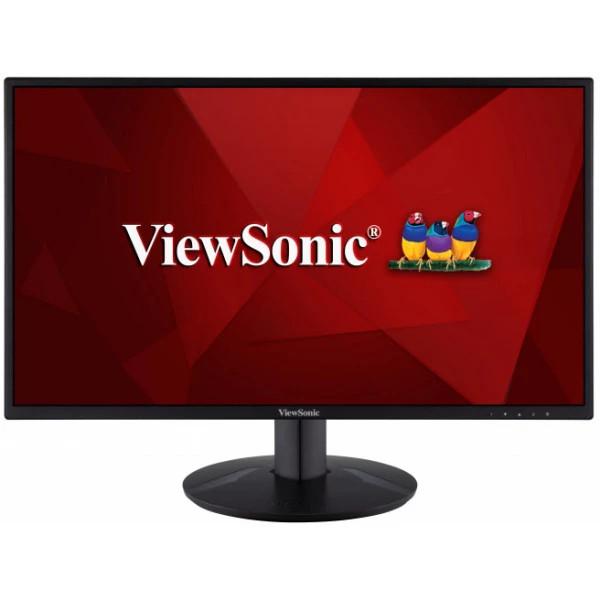 Màn hình máy tính Viewsonic 24 inch, Full HD, IPS, Adaptive Sync, 75Hz, 5ms VA2418-SH