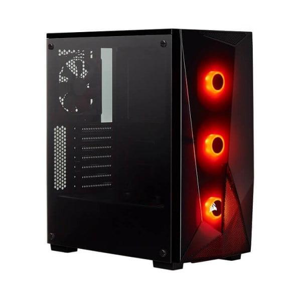 Vỏ máy tính kính cường lực Corsair  SPEC-DELTA RGB - CC-9011166-WW