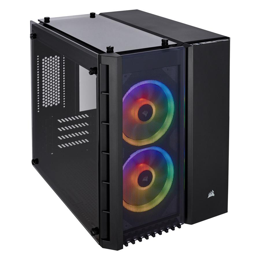 Vỏ máy tính Corsair 280X RGB Black - CC-9011135-WW