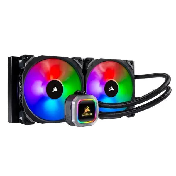 Tản nhiệt nước Corsair Hydro Series  H115i RGB PLATINUM - CW-9060038-WW