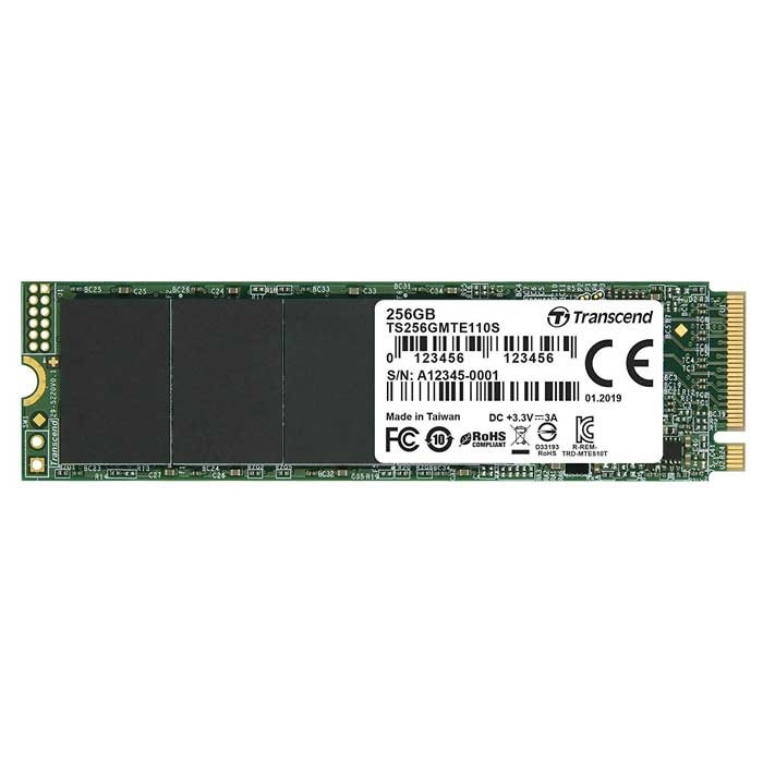 Ổ cứng SSD Transcend 110S 3D 256GB - TS256GMTE110S