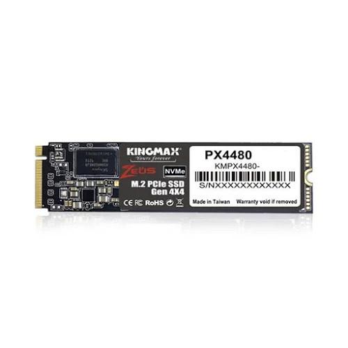 Ổ cứng SSD Kingmax PX4480 500GB (Zeus M.2 PCIe NVMe - Gen4x4)