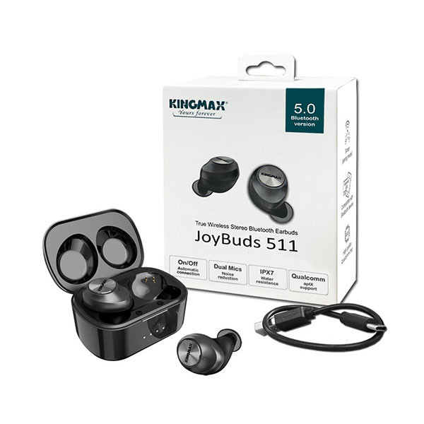 Tai nghe không dây Bluetooth Kingmax Joybuds 511