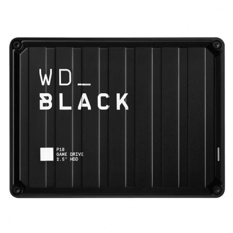 Ổ Cứng Di Động HDD 4TB Western Digital Black P10 Game Drive WDBA3A0040BBK-WESN