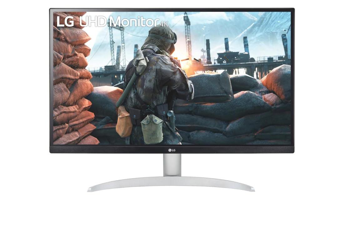 Màn hình máy tính LG 27'' UHD 4K IPS - VESA DisplayHDR™ 400 - 27UP600-W