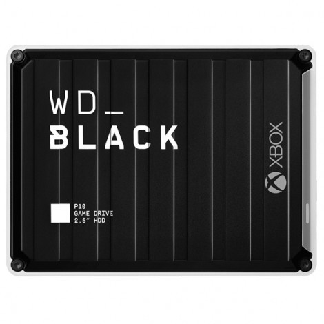 Ổ Cứng HDD 5TB WD Black P10 Game Drive For Xbox WDBA5G0050BBK-WESN