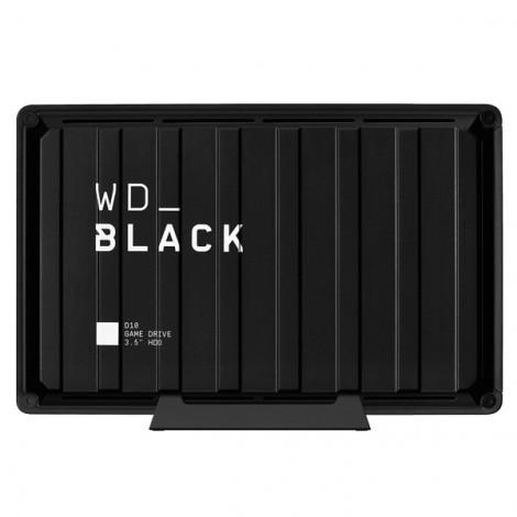 Ổ Cứng Di Động HDD 8TB WD Black D10 Game Drive - WDBA3P0080HBK-SESN