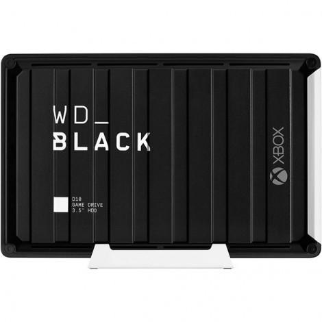 Ổ Cứng Di Động HDD 12TB WD Black D10 Game Drive For Xbox WDBA5E0120HBK-SESN