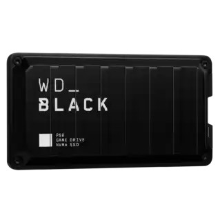 Ổ Cứng Di Động External SSD 500GB WD Black P50 Game Drive - WDBA3S5000ABK-WESN