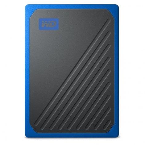 Ổ Cứng Di Động Gắn Ngoài SSD 500GB WD My Passport Go - WDBMCG5000ABT-WESN