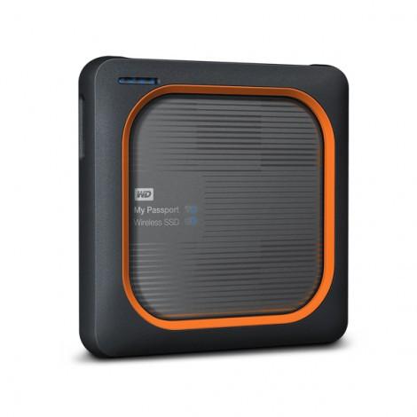 Ổ Cứng Di Động Gắn Ngoài SSD 500GB WD MPP Wireless - WDBAMJ5000AGY-PESN