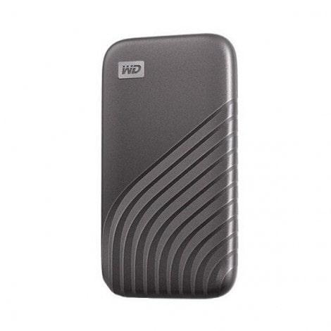 Ổ Cứng Di Động Gắn Ngoài SSD 1TB WD My PassPort - WDBAGF0010AGY-WESN (Xám)