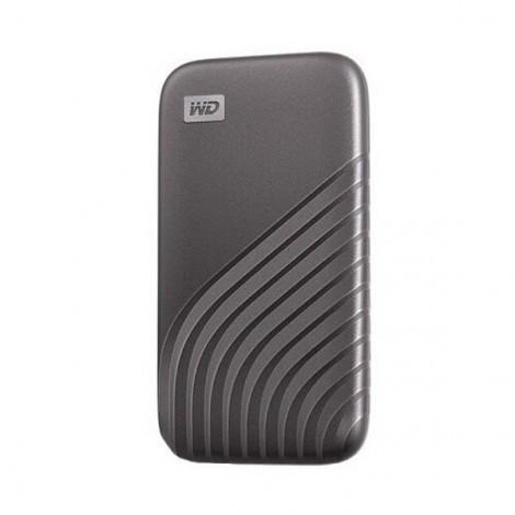 Ổ Cứng Di Động Gắn Ngoài SSD 500GB WD My PassPort - WDBAGF5000AGY-WESN (Xám)