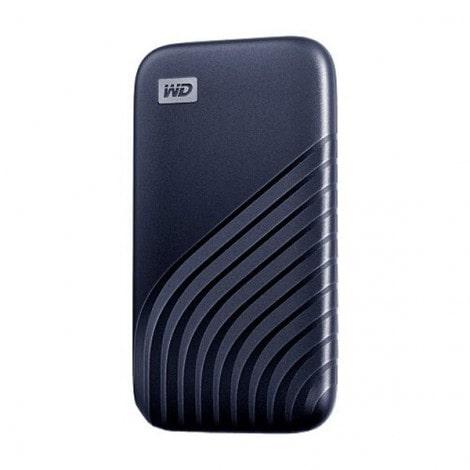Ổ Cứng Di Động Gắn Ngoài SSD 500GB WD My PassPort - WDBAGF5000ABL-WESN (Xanh)
