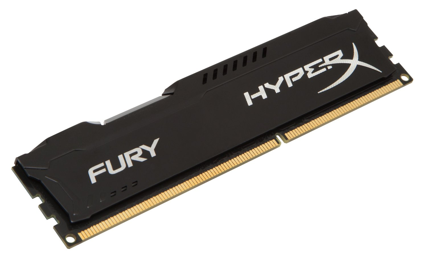 Ram Kingston 4GB Bus 1600MHZ DDR3 Dimm HyperX Fury Black