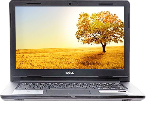 Laptop (NB) DELL INS14 3467 i3-6006U/4GD4/1T5/DVDRW/14.0HD/BT4/4C40WHr/ĐEN/W10SL/ProSup