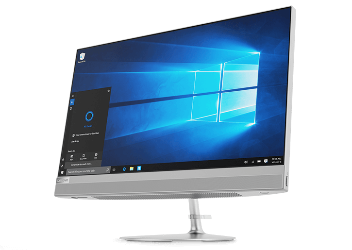 Máy tính All in one Lenovo IdeaCentre AIO 520-22IKL (F0D4002QVN)