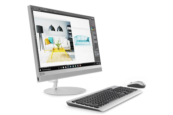 Máy tính All in One Lenovo IdeaCentre AIO 520-22IKU (F0D50080VN)