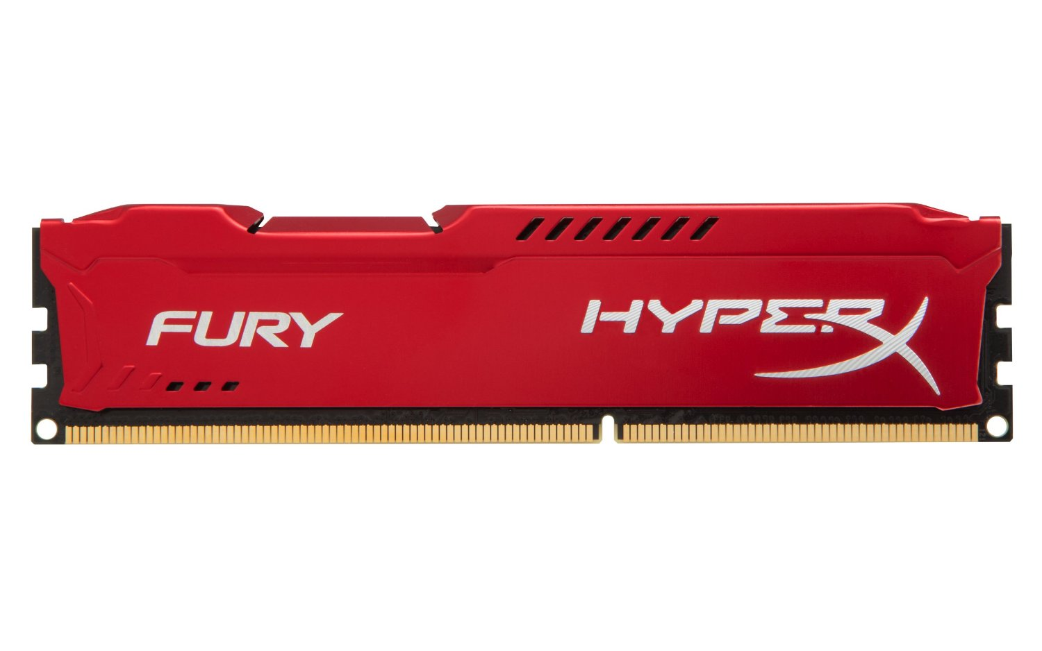 Ram Kingston 8G 1600MHZ Dimm Fury Red HX316C10FR/8