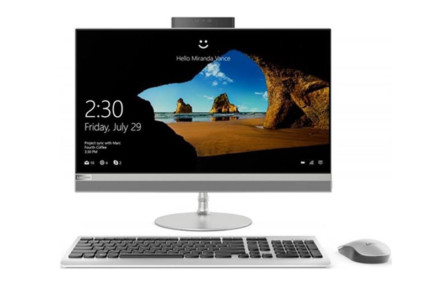 Máy tính All in One Lenovo IdeaCentre AIO 520-22IKU (F0D50087VN)