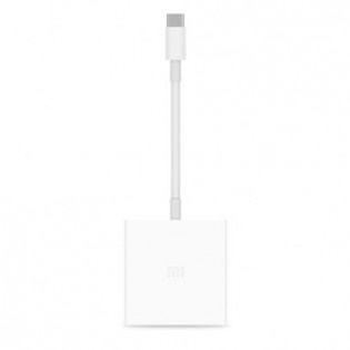 Cáp CUP4005CN (MULTI-ADAPTER) XIAOMI MI USB-C TO HDMI