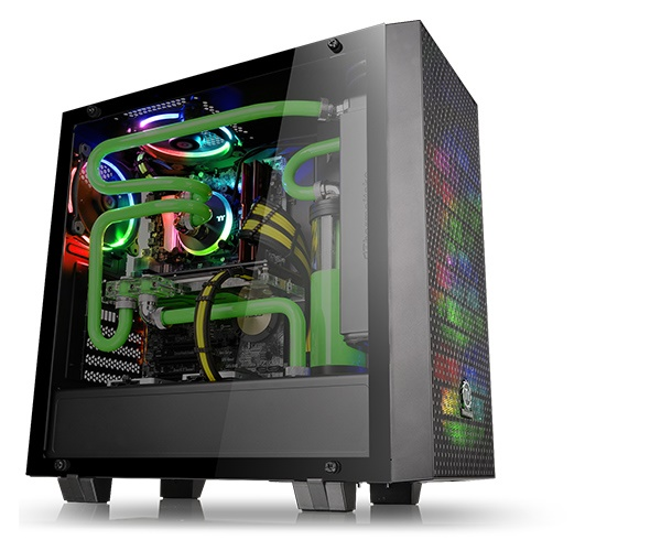 Thùng Case THERMALTAKE Core G21 Tempered Glass (CA-1I4-00M1WN-00)