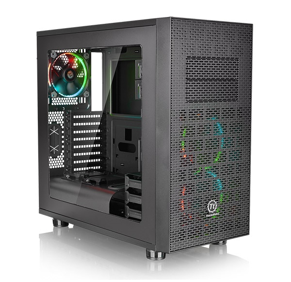 Thùng Case THERMALTAKE Core X31 RGB  (CA-1E9-00M1WN-02)