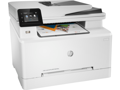 Máy in HP Color LaserJet Pro MFP M281FDW Printer ( in, scan, copy, Fax  ) Network, duplex , Wireless