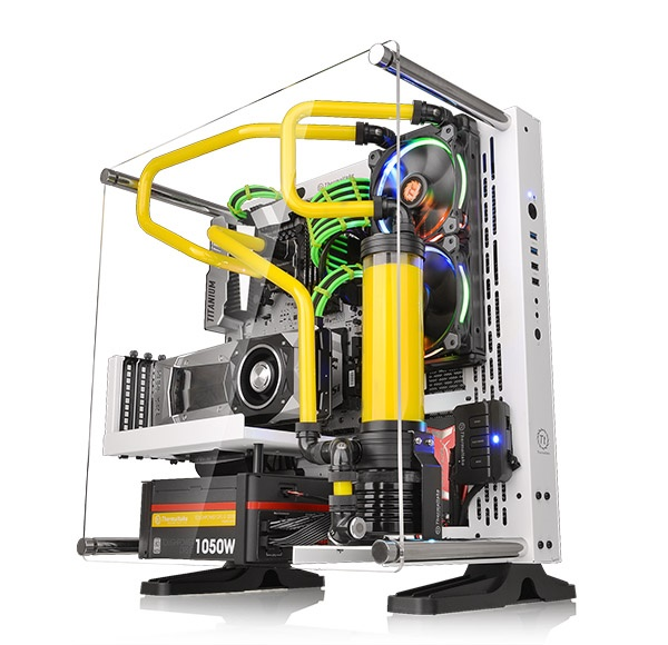 Thùng Case THERMALTAKE Core P3 Snow (CA-1G4-00M6WN-00)