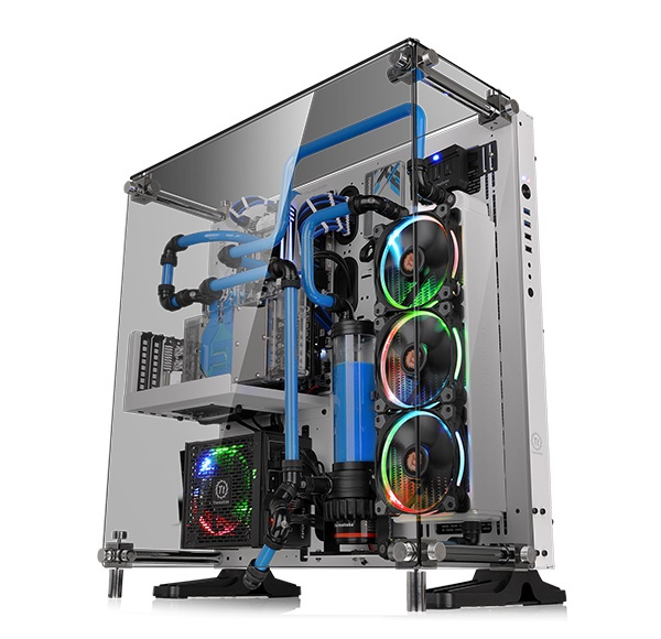 Thùng Case THERMALTAKE Core P5 Tempered Glass Snow  (CA-1E7-00M6WN-01)