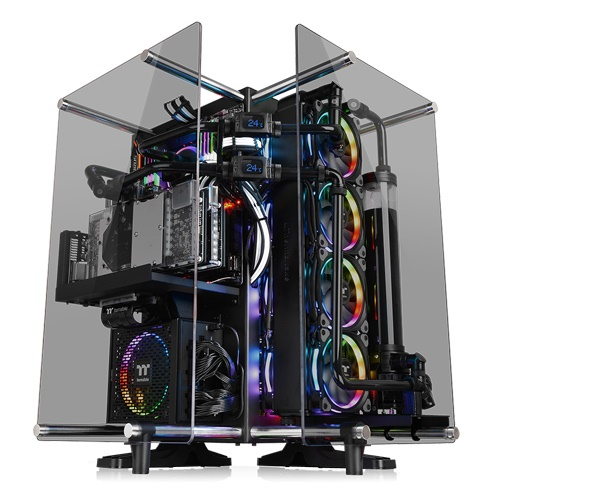 Thùng Case THERMALTAKE Core P90 Tempered Glass (CA-1J8-00M1WN-00)