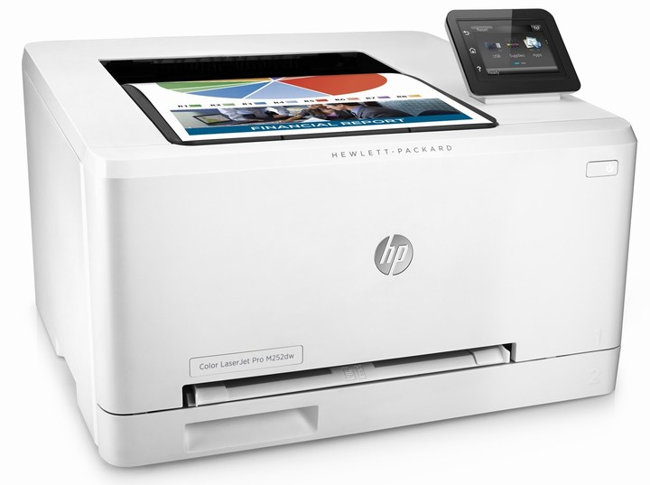 Máy in HP LaserJet Pro 200 Color M254DW Printer ( Network, Wireless , Duplex  )