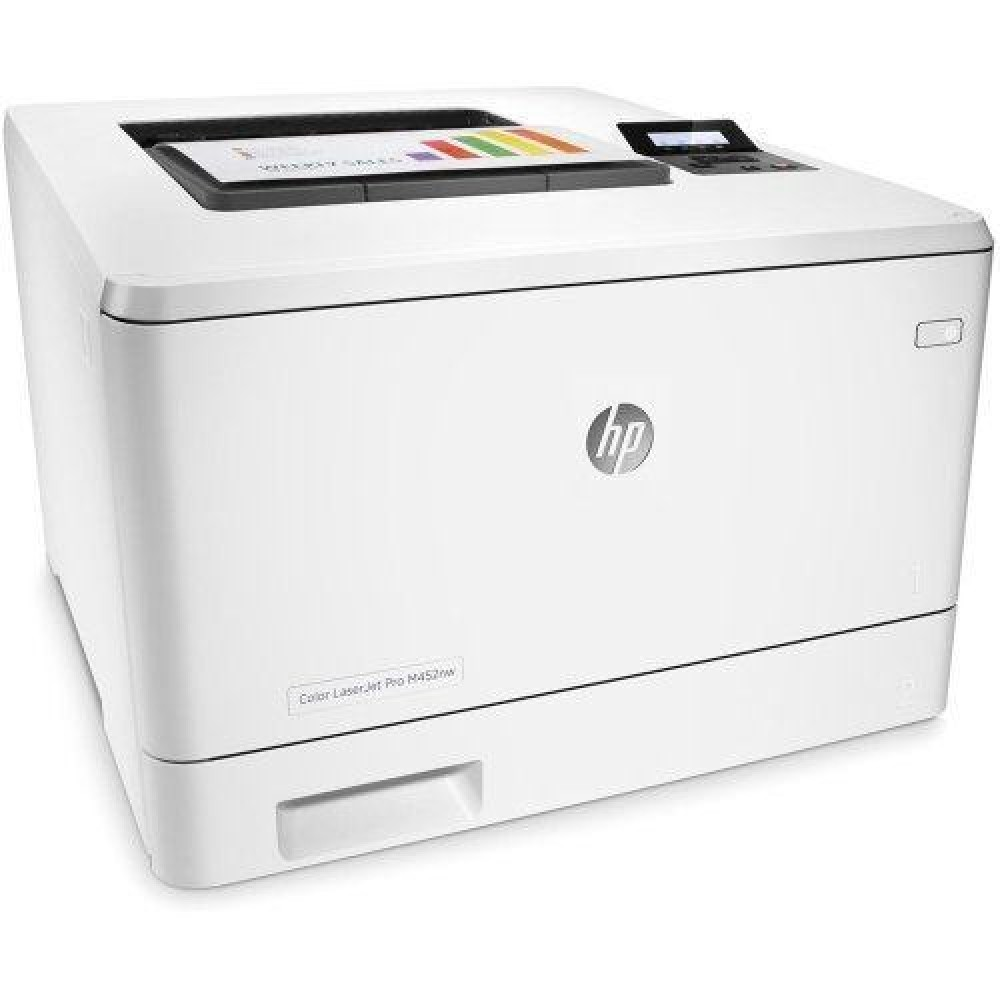 Máy in HP Color LaserJet Pro M452DW Printer ( Duplex, Wireless )