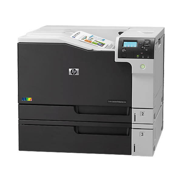 Máy in HP Color LaserJet Enterprise M651DN Printer ( Duplex , network )