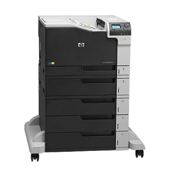 Máy in HP color LaserJet M750xh printer (A3) ( duplex , network )