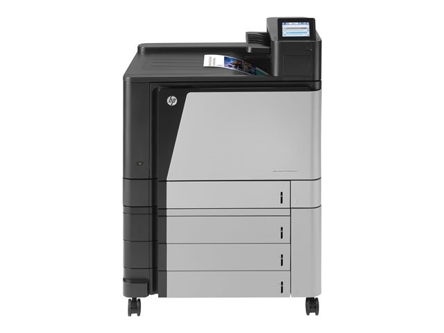 Máy in HP color LaserJet M855XH printer (A3) ( Duplex , network )