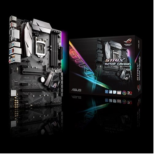 Mainboard Asus ROG STRIX B250F GAMING - Socket LGA1151